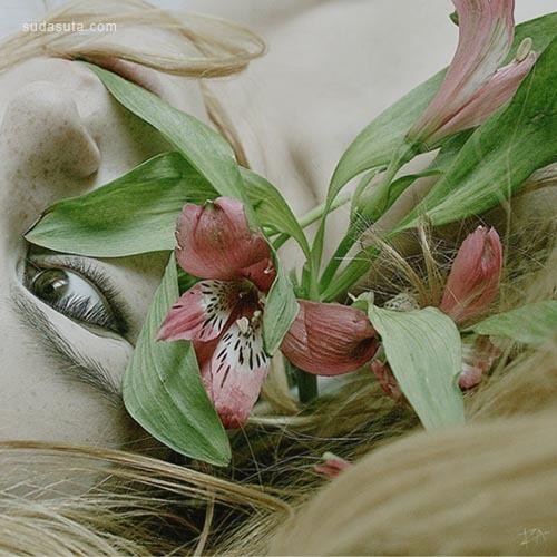 45张以春天为主题的照片合成作品欣赏(2)