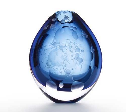 玻璃艺术家Heather Gillespie手工玻璃制品欣赏