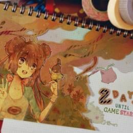 Riingo 可爱日式漫画欣赏