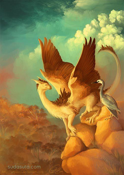 龙与神话,传奇天空