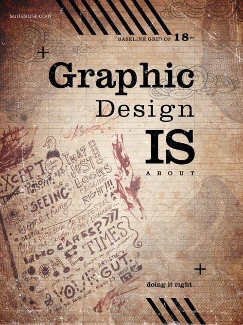 40张出色的印刷招贴设计欣赏
