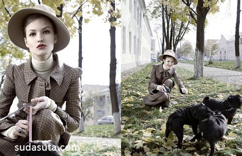 Andrey&Lili的时尚摄影
