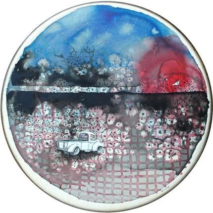 Aimee van Drimmelen的鼓皮画