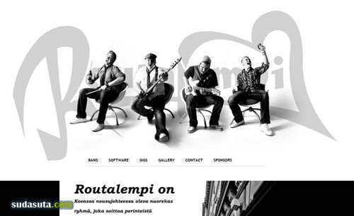 每周网页设计灵感分享 N.002