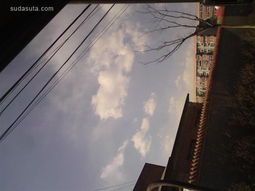 原创手机摄影 天空印象