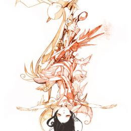 Nanohikakou 少女漫画欣赏