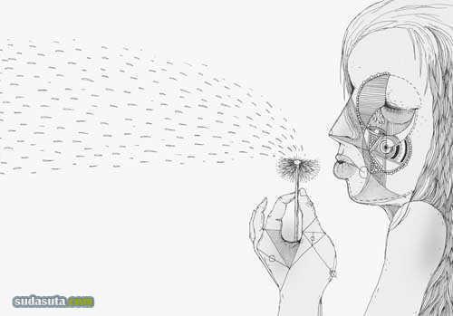 Alex Griffiths 矢量插画欣赏