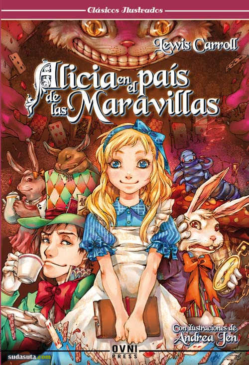Andrea Jen《爱丽丝梦游仙境》