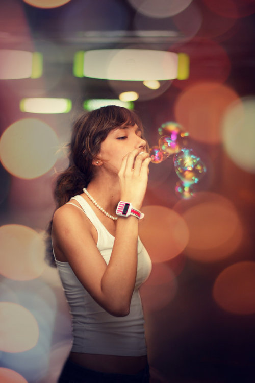 30个以气泡为摄影对象的照片