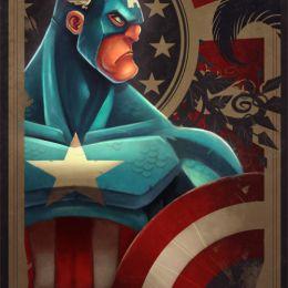 Big Menace的超级英雄