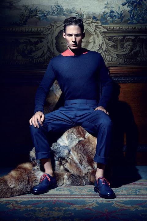 Fabien Kruszelnicki 时尚摄影欣赏