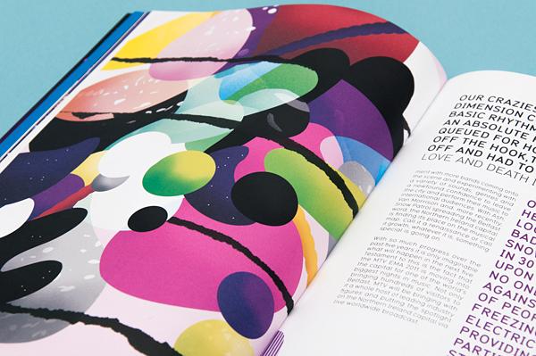 Martin Nicolausson 抽象图案设计欣赏