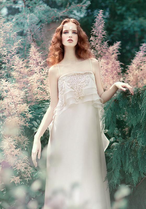 仙女的裙角 时尚摄影欣赏