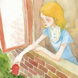 桃EanY 水彩的童话梦