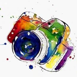 30张色彩缤纷的水彩画欣赏
