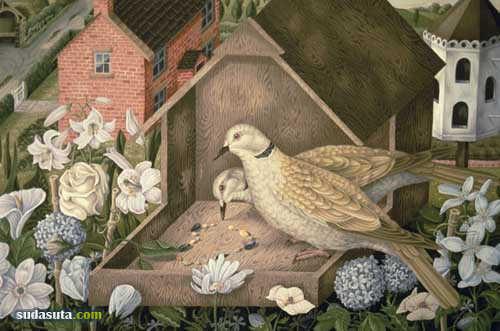 mark Rowney 从心而发的绘画