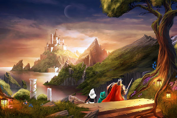 http://www.hdwallpapers.in/trine_2_heading_for_castle-wallpapers.html