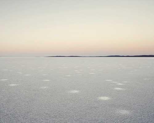 Simon Harsent 安静的海