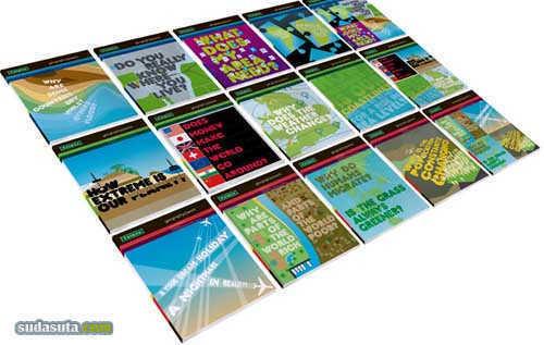 12种书籍封面设计的创意点子