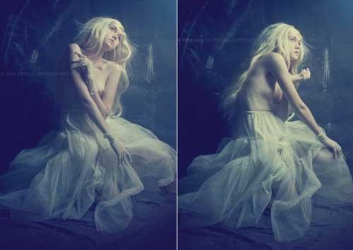 Jade Martin 时尚摄影欣赏《Suicide by Star》
