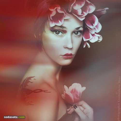 Mary Kuzmenkova 时尚摄影欣赏