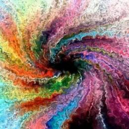 彩虹糖 桌面壁纸下载