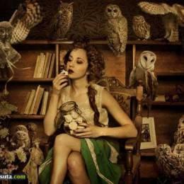 Chiara Fersini 照片合成作品欣赏