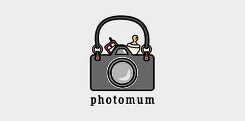14个非常迷人的摄影logo