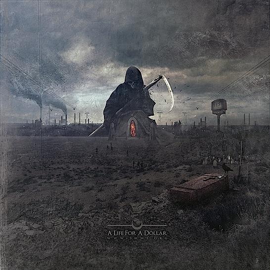 黑暗艺术家Pierre-Alain D插画作品欣赏
