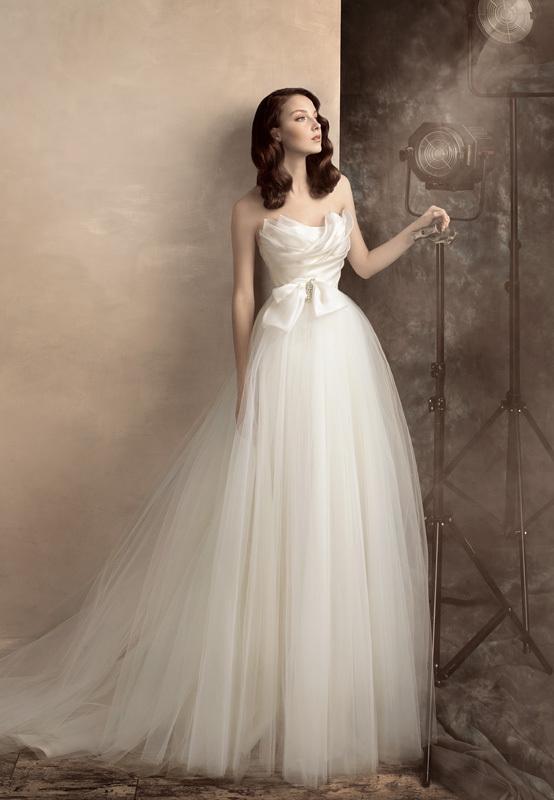 Andrey & Lili 白色婚纱