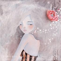来自Leeloo的手绘插画欣赏