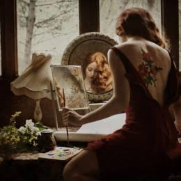 Chiara Fersini 我们都是童话公主