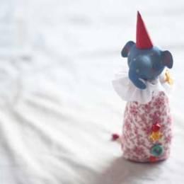 Oso Polar 纤细的手工玩具