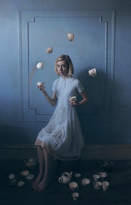Lissy Elle 超现实主义摄影欣赏