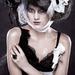 Filatova Irina和Yarum Ann的时尚摄影作品欣赏