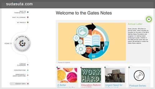 30个可爱的网页设计和排版设计欣赏