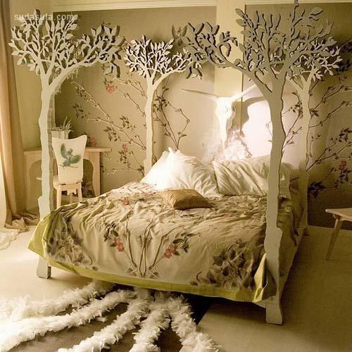 12个创意床设计