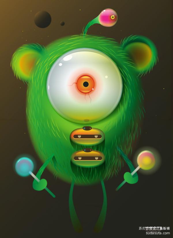 jonathan ball 怪物世界