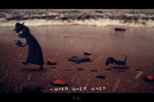 自然的奇幻生灵 Eredel的奇异插画