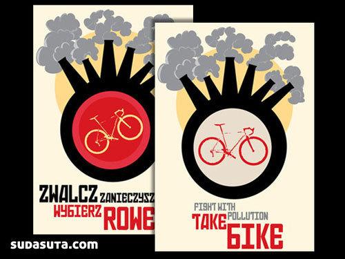 12个红色经典风格海报欣赏