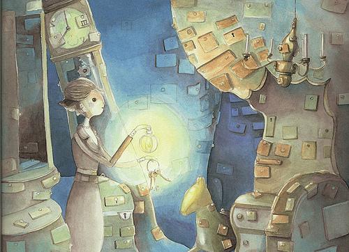 Simona Cordero 童话的梦