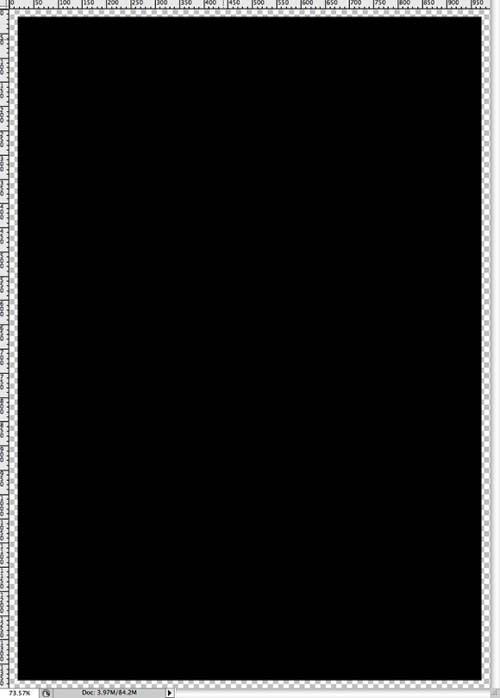在photosho中创建一个简洁风格的海报设计