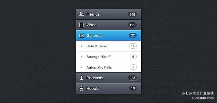 http://www.premiumpixels.com/freebies/vertical-navigation-menu-psd/