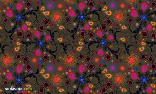 6款佩斯利图案(Paisley Patterns)免费下载
