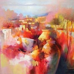 Claudio Perina 城市与花瓶
