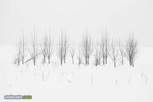 Akos Major 安静的雪