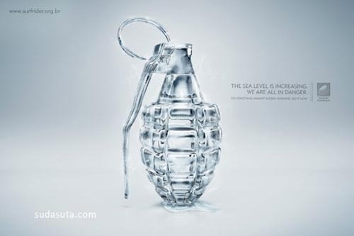 24个创意广告欣赏