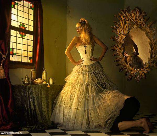 Peter Kemp 古典主义奢华时尚摄影欣赏