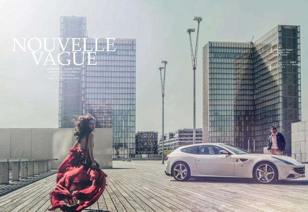 Laurent Nivalle 时尚摄影欣赏