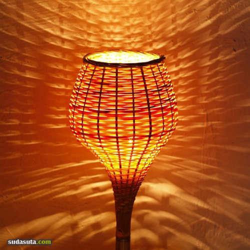 竹之心意,平田灯具